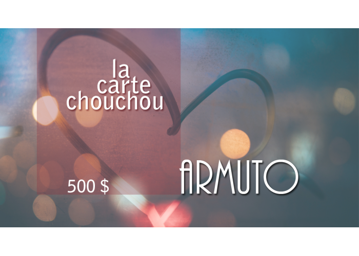 Carte Chouchou