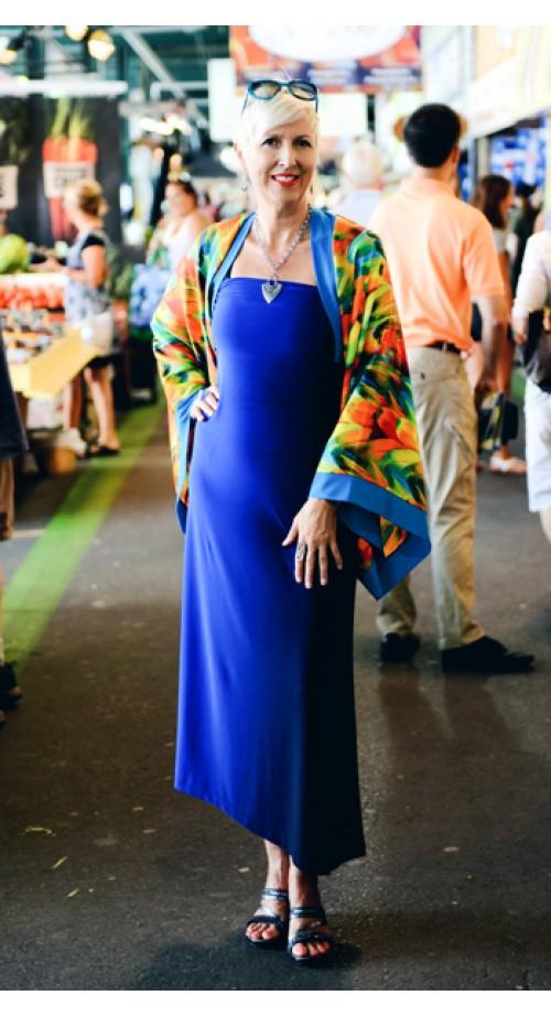 Manches Ella multicolor